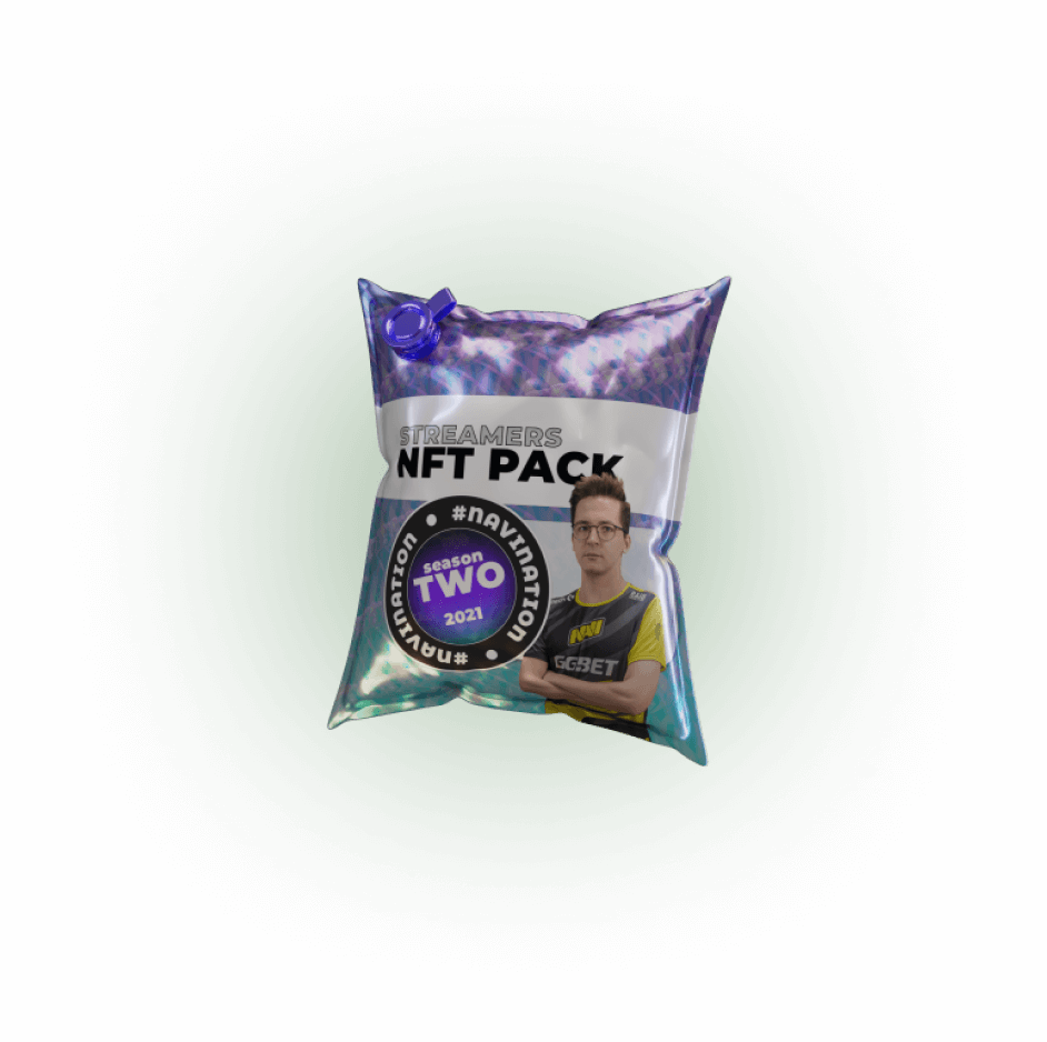 STREAMERS PACK